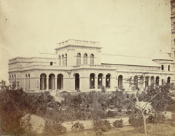 Government House, Guneshkhind, Poona [Pune]. 22